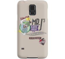 Mr. J's Plastic Surgery Samsung Galaxy Case/Skin