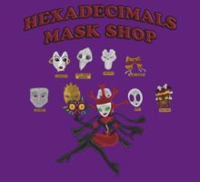 Mask shop by Eveanon