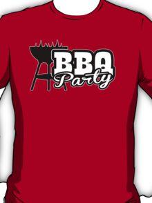 BBQ Party T-Shirt