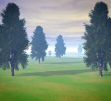 Fairway To Seven by perkinsdesigns