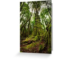 King Billy Giants Greeting Card