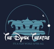 The Dysk Theatre by damianlesicki