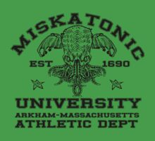 Miskatonic University by CarloJ1956