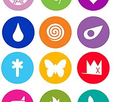 LOGOS Coldplay by AbcRock