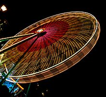 At the funfair by RMarks