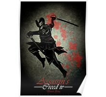Assassins Creed IV Fan Poster Poster