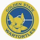 Golden State Wartortles by ghost650
