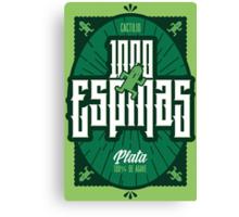 Mil Espinas Tequila | FINAL FANTASY Canvas Print