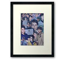 who is ezra koenig? Framed Print