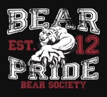 Classic Bear Pride by TheBearSociety