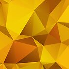 Yellow Polygon by NeoIno