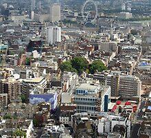 BT Tower View by Vanessa  Warren