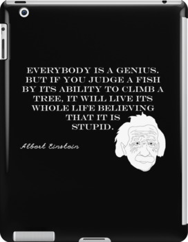 Genius - Albert Einstein by galatria