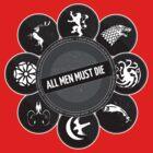 All Men Must Die by Rachel Gatlin