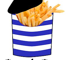 French fries by masterchef-fr