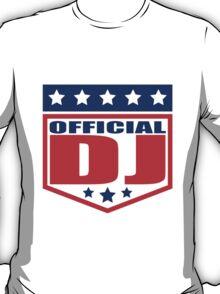 DJ Deejay Star Banner T-Shirt