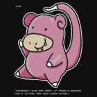Slowpoke by Pebbify