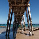 Port Naorlunga Jetty II by Blue Gum Pictures