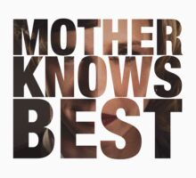 Mother Knows Best (Split) by captaincatwoman