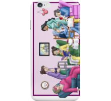 Princess Retirement iPhone Case/Skin