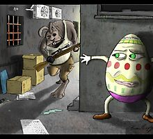 Easter Egg Hunt by Brian J. Murphy