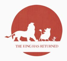 The Lion King - The King Has Returned by Maxmanax
