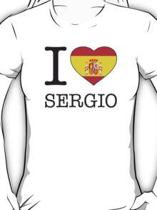 I ♥ SERGIO T-Shirt