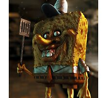 Spongebob by xtotemx