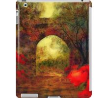 Ye olde railway bridge'... iPad Case/Skin
