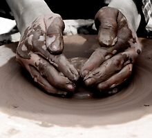Making Clay by ArtbyDigman