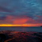 HDR Rock platform at Adventure Bay, Bruny Island, Tasmania, Australia by PC1134