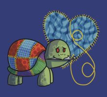 Patchy the Tortoise by Shadall