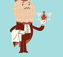Peanut Butler by Bobby Baxter