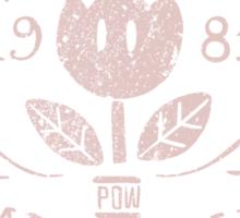 Plumber Jumping Club Sticker