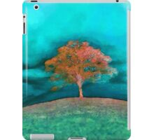 A solitary tree'... iPad Case/Skin