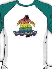 Rainbow Eeyore Shirt T-Shirt
