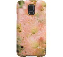 MiddleBrook - Fluffy Flowers Samsung Galaxy Case/Skin