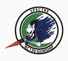 16th Special Operations Squadron AC-130 Spectre by VeteranGraphics