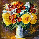 CRAVING LOVE by Leonid  Afremov