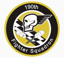 190th Fighter Squadron by VeteranGraphics