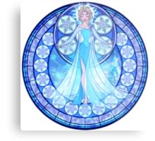 Elsa Metal Print