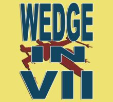 Wedge in VII - 1-3 by perilpress
