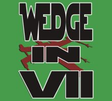 Wedge in VII - 2-1 by perilpress