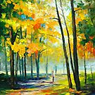 AT NOON by Leonid  Afremov