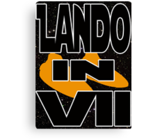 Lando in VII - 2-1 Canvas Print
