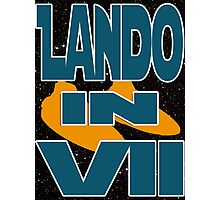 Lando in VII - 2-3 Photographic Print