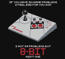 8-Bit Problems by sampothepancake