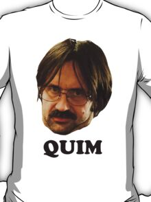 QUIM - Text T-Shirt
