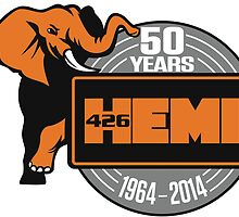HEMI 50th Anniversary by auto2043