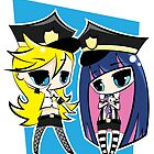 Panty & Stocking by JotunRunt